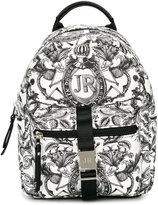 John Richmond Kids Fantasia print backpack
