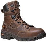 """Timberland Men's Helix Waterproof 8"""" Composite Toe Work Boot"""