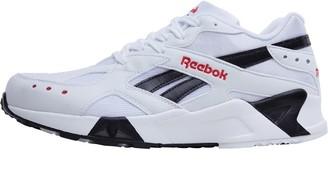 Reebok Classics Aztrek Trainers BW-White/Black/Excellent Red