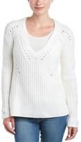 Calypso St. Barth Callani Wool Sweater.