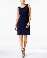 Jessica Simpson Asymmetrical Layered Shift Dress