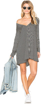 Riller & Fount Kevin Tunic in Black. - size 0 / XS (also in 1 / S,2 / M)