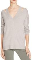 Rebecca Minkoff Draco Cold Shoulder Sweater