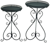 Weave Plant Stands (Set of 2)