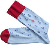 Johnston & Murphy Anchors Socks