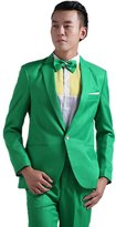 MYS Men's Korean Stye Coorfu Styish Party Suit Pants Set Size 42R