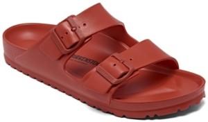 Birkenstock Men's Arizona Essentials Eva Two-Strap Sandals from Finish Line