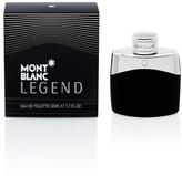Montblanc Mont Blanc Legend Eau de Toilette 50ml