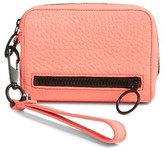 Alexander Wang Women's Fumo Leather Wristlet - Pink