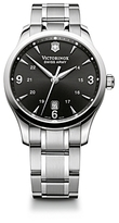 Victorinox Alliance Black Dial Watch, 40mm