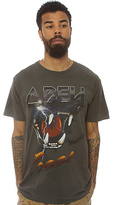 Obey The Lightning Tour Lightweight Pigment Tee