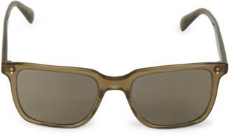 Oliver Peoples Lachman Sun Sun 50MM Wayfarer Sunglasses