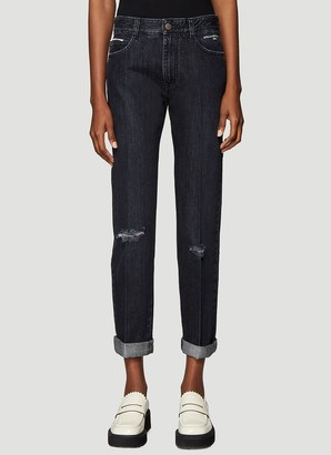 Stella McCartney Ripped Jeans