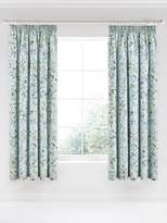 V&A Botanica Pencil Pleat Curtains