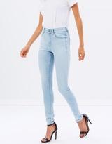 G Star 3301 High Skinny Jeans