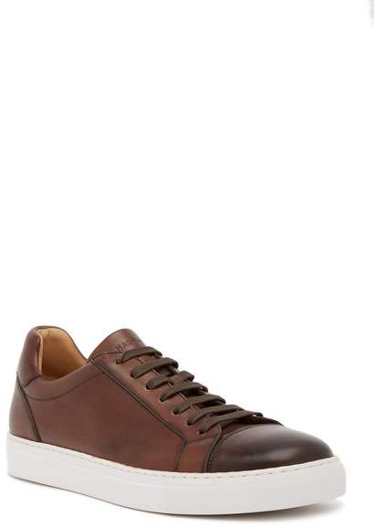Magnanni Cuervo Leather Sneaker