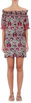 Natalie Martin Women's Pilar Floral Silk Cover-Up Dress