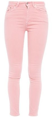 Acne Studios Cropped Mid-rise Skinny Jeans