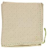 Camomile London Keiko Hand Embroidered Swaddling Blanket