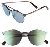 Ermenegildo Zegna 55mm Retro Sunglasses