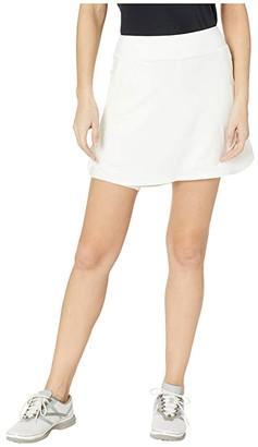 Nike Dry Knit 17 Skirt (Sail/Sail/Sail) Women's Skirt