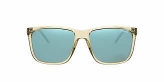 Arnette Men's AN4272 Adios Baby Square Sunglasses