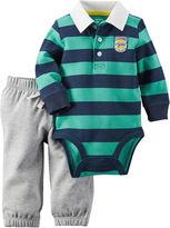 Carter's Bodysuit and Pants Set - Baby Boys newborn-24m