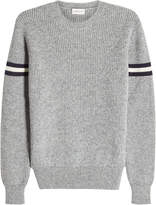 Moncler Pullover with Alpaca and Wool