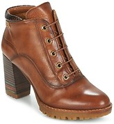 PIKOLINOS CONNELLY W7M women's Low Ankle Boots in Brown