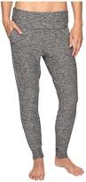 Beyond Yoga Everlasting Lightweight Sweatpants (Black/White) Women's Casual Pants