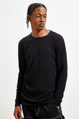 Urban Outfitters Sanford Thermal Long Sleeve Tee
