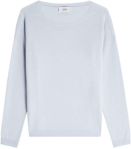 Closed Wool Pullover