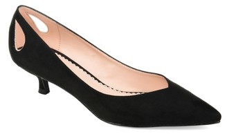 Journee Collection Goldie Pump