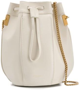 Saint Laurent Talitha small bucket bag