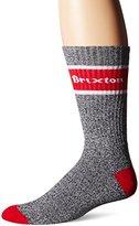 Brixton Men's Rainier Athletic Crew Sock