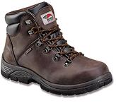 Avenger Safety Footwear Men's 7225 Waterproof Full Grain Leather EH ST Hiker