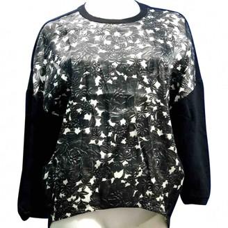 Giambattista Valli Black Cotton Knitwear for Women