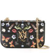 Alexander McQueen 'Insignia' chain satchel