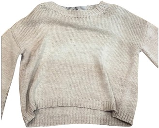 Ulla Johnson Pink Wool Knitwear