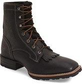 Ariat 'Hybrid Lacer' Wide Square Toe Boot (Men)