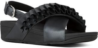 FitFlop Petal Ruffle Sandal