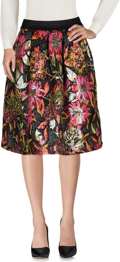 Lm Lulu Knee length skirts - Item 35335864