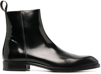 Paul Smith Sculpted Toe Ankle Boots
