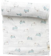 Petit Pehr Tiny Bunny Swaddle Blanket