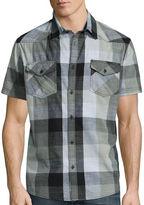 Lee Short-Sleeve Western Button-Front Shirt