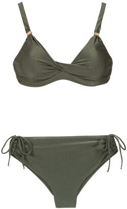 Lygia & Nanny Marcela high rise bikini set