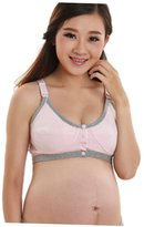 Acme Maternity Breast Feeding Wireless Seamless Sleep Nursing Bra Size XXL