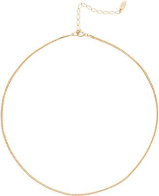 Maison Irem Snake Chain Gold-Plated Choker