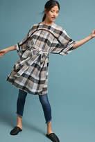 Maeve Tie-Waist Kimono Tunic Dress