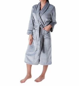 N Natori Women's Plush Fleece Robe